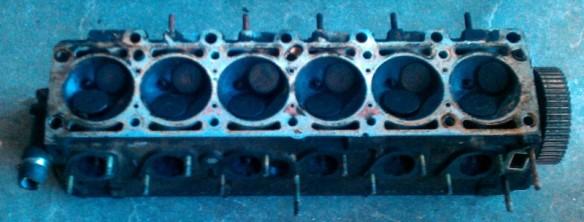 E30 3-Series 325i Cylinder Head